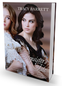 "Barrett's latest book is ""The Stepsister's Tale,"" a contemporary re-telling of the Cinderella story. She'll discuss and sign the book this Tuesday at 6:30."
