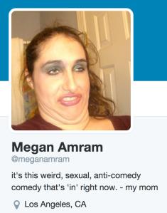 amram twitter
