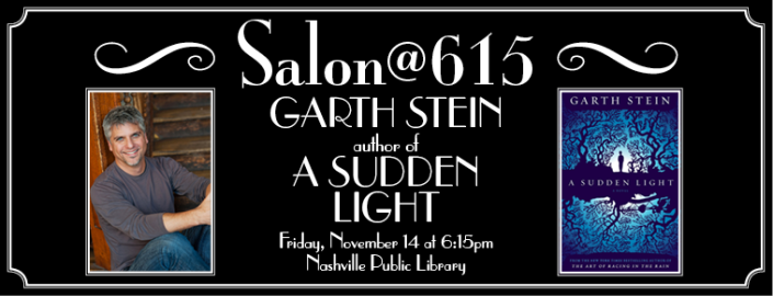 Salon - Garth Stein