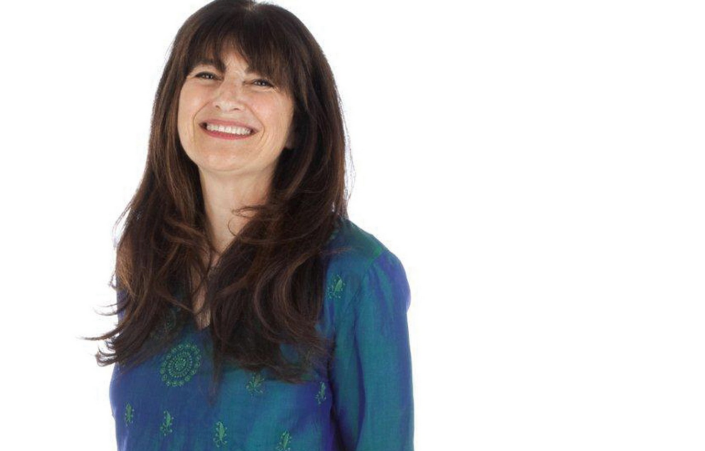 Ruth Reichl (photo by Fiona Aboud)