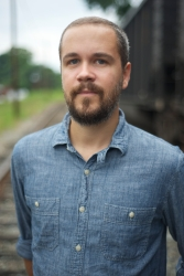 Thomas Pierce author photo (c) Andrew Owen